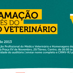 Workshop no programa do mês do médico veterinário