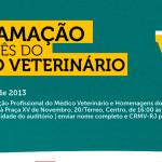 Workshop no programa do mês do médico veterinário