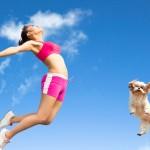 Canine Freestyle: diversão para cães e donos