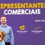 Pet Shop RJ contrata representantes comerciais