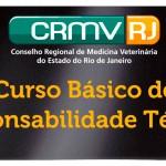 CRMV-RJ inscreve para curso de responsabilidade técnica