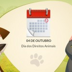 Calendário de Curitiba ganha Dia dos Direitos Animais