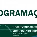 Fórum de veterinária já tem programação definida