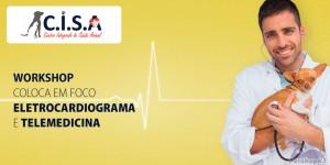 Workshop coloca em foco eletrocardiograma e telemedicina