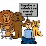 Cartilha orienta contra violência aos animais