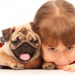 Hora de ensinar seu filho a cuidar do pet