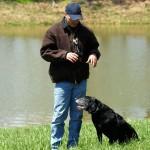 Parceria para ampliar número de adestradores de cães